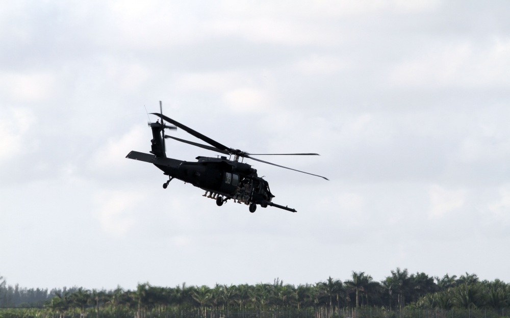 U.S. Army Night Stalker MH-60M Black Hawk Helicopter Crashed Killing 2 Soldiers