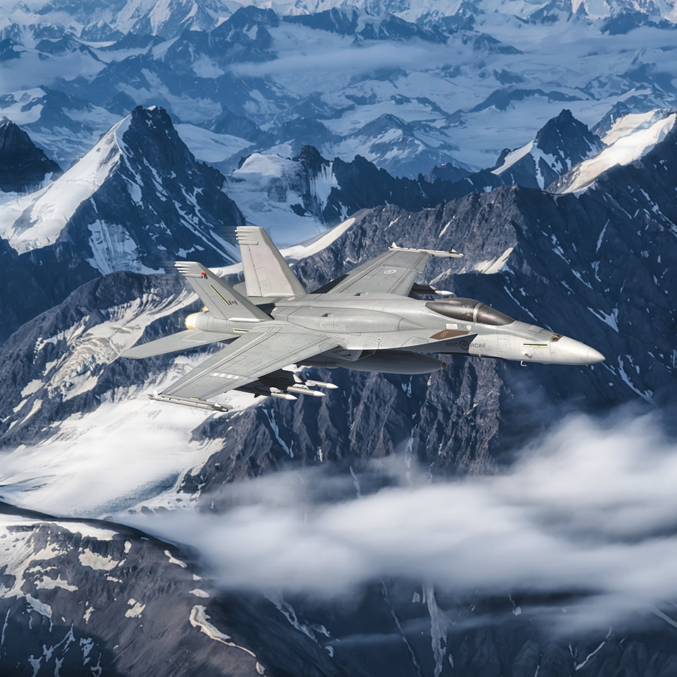Boeing Pitch Super Hornets That Can Carry 14 Missiles In Formal Sales To Canada