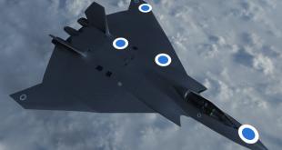 UK Unveils 3D Model Of RAF's Next-generation Tempest Fighter Jet