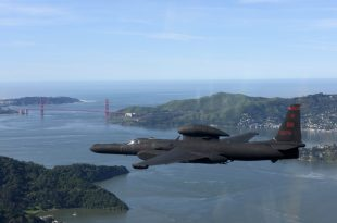 China Complains Over Alleged USAF U-2 Spy Plane Flight Over Its Naval Exercise