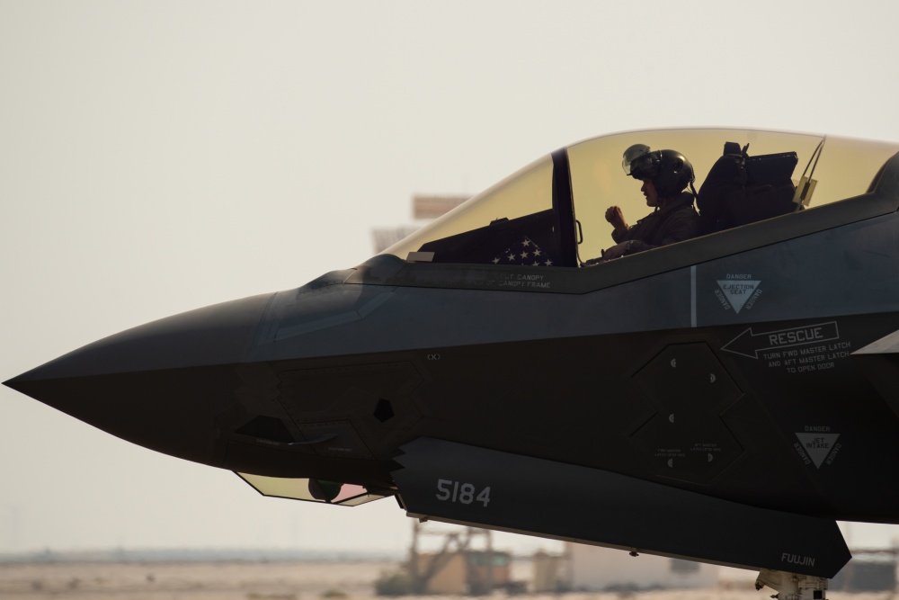 U.S. State Department Approved The Sale Of 50 F-35 Lightning II Jets To UAE For $10 billion