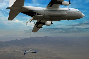 U.S. Successfully Tested Second X-61A Gremlins Air Vehicle For DARPA's Swarming Program