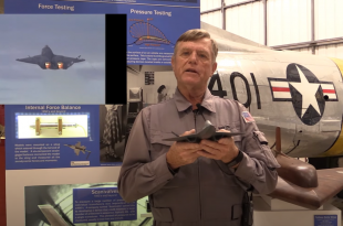 YF-23 Black Widow's Test Pilot Explains The Innovative Design Of Stealth Aircraft