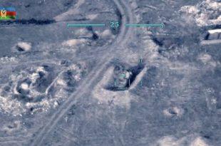 Azerbaijani Air Force Carries Out Airstrikes Destroying 12 Armenian Osa Air-Defense Systems