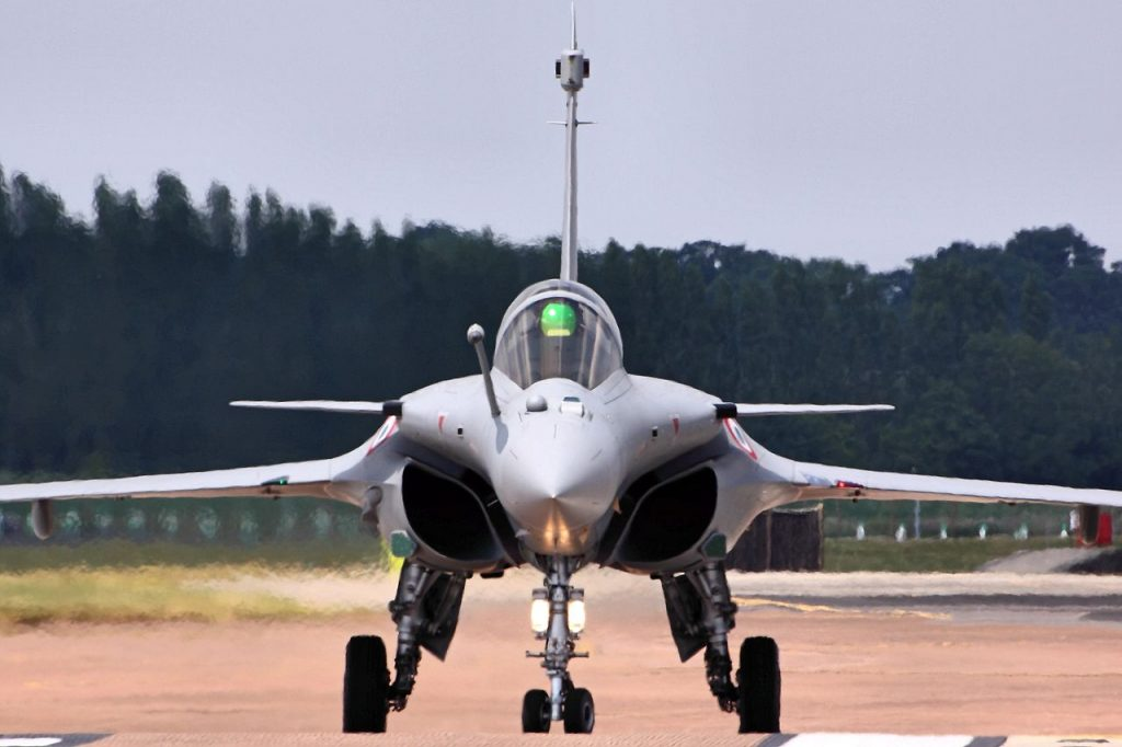 Greece Getting 18 Dassault Rafale Fighter Jets From France, 8 Are Free