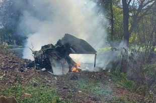 Serbian Air Force MiG-21 UM Fighter Jet Crashes Near Bosnian Border Killing Both Pilots
