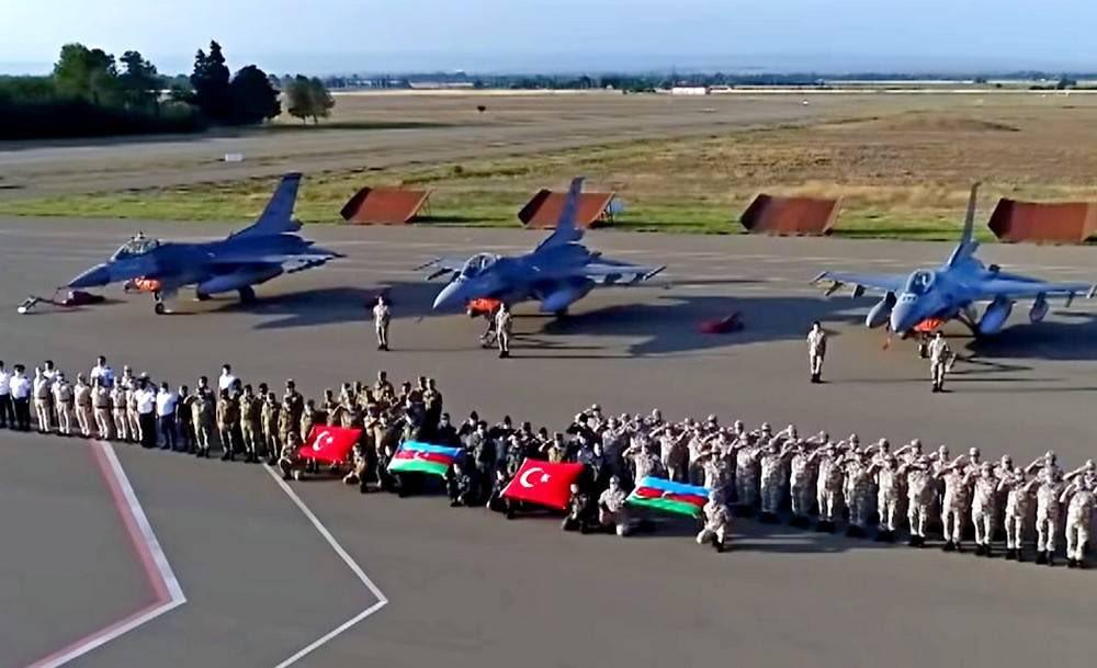 Armenia Says Turkish F-16 Fighter Jet Shot Down Armenian Sukhoi Su-25 Jet Killing Pilot
