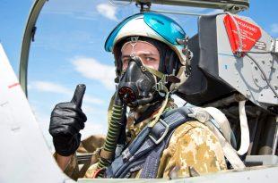 New American Made Fighter Jet Helmets Goes Unused In Ukraine