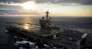 Navy Secretary Wants Six Smaller & Lighter Aircraft Carriers