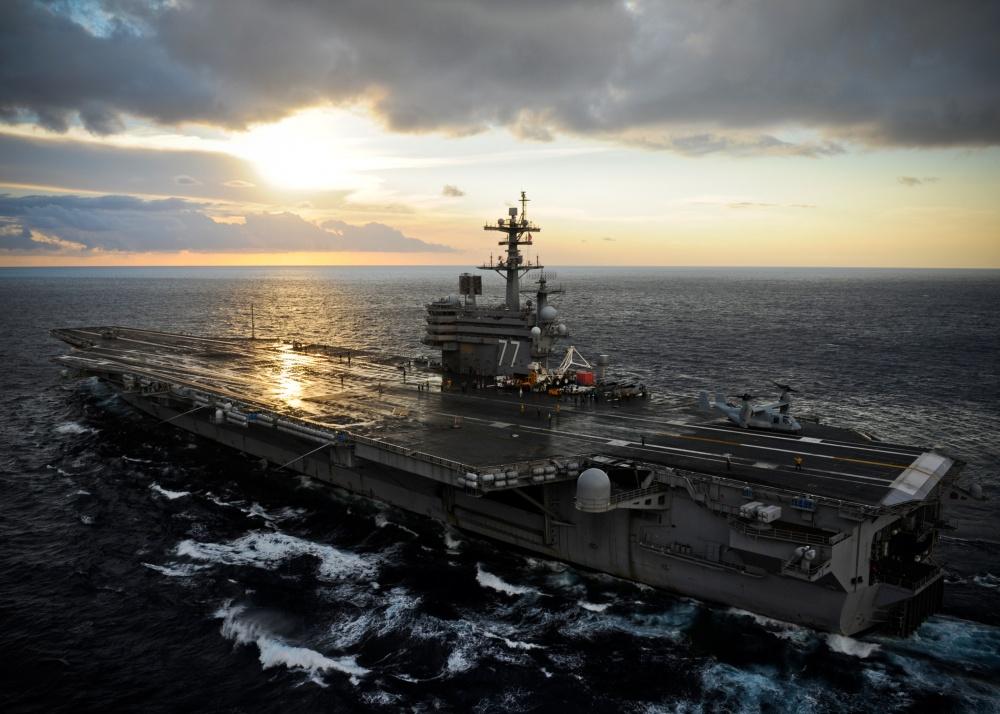 Navy Secretary Wants Six Smaller & Lighter Aircraft Carriers
