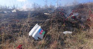 Armenia Shot Down Azerbaijani Turkish-made Bayraktar TB2 Combat Drone