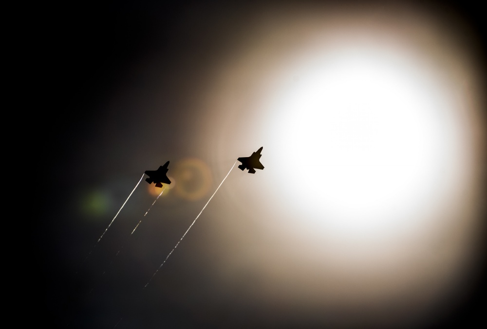F-35 Stealth Fighters Availability For Missions Is Around 50%: Robert Behler