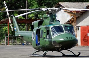 Honduran Air Force Helicopter Hit By Several Bullets In An Armed Conflict With Drugs Traffickers