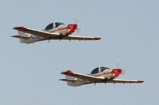 Israel Air Force Grob G 120 Light Trainer Aircraft Crashes Near Mishnar HaNegev Killing Pilot & Cadet