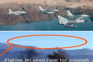 PAF Fighter Jets Have Crossed Line of Control In Poonch district: Indian Media