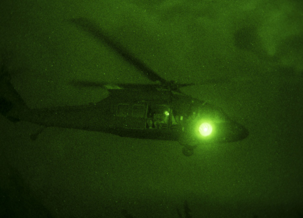 U.S. Navy's SEAL Team Six Executes Dramatic Long Distance Hostage Rescue Of American In Nigeria