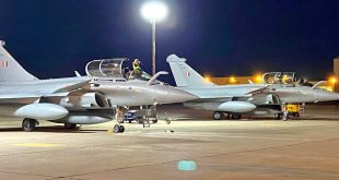 Indian Air Force To Induct Second Squadron Of Rafale Fighter Jets In April