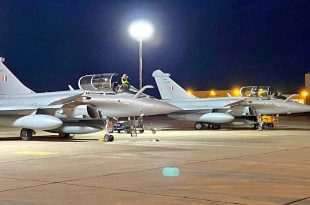 Second Batch Of Rafale Reaches India Flying Non-Stop From France In A Ferry That Lasted For Over 8 Hours