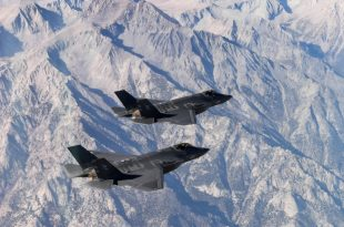 U.S. Officially Offers Lockheed Martin F-35 Lightning II Jets To Switzerland