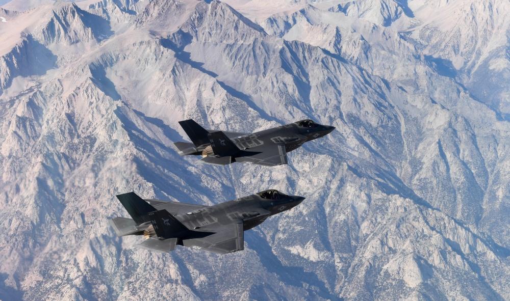 U.S. Officially Offers Lockheed Martin F-35 Lightning II Jets To Switzerland