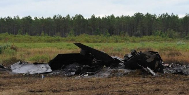 Zimbabwe Air Force Plane Crashes Near Gweru Killing Both Pilots