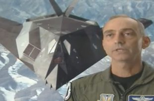Former F-117 Pilot Confirms The Serbian Air Defenses Second Hit On American Stealth Fighter During Operation Allied Force