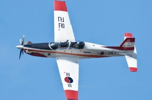 Indonesian Air Force KAI KT-1 Training Aircraft Crashes In Yogyakarta region, Both Pilots Ejected Safely
