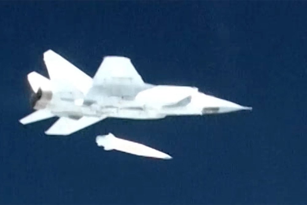 Russia Arrest Scientist Working On Hypersonic Aircraft For High Treason