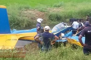 Sri Lanka Air Force Nanchang CJ-6 Aircraft Crashed During A Solo Training Flight