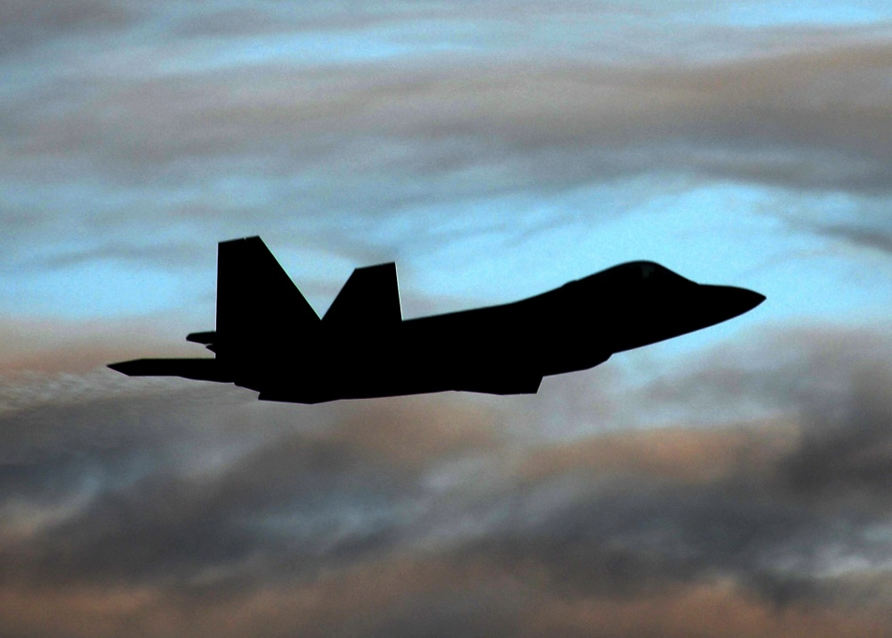 World's First Fifth Generation Fighter Jet Marks 15 Years In Service