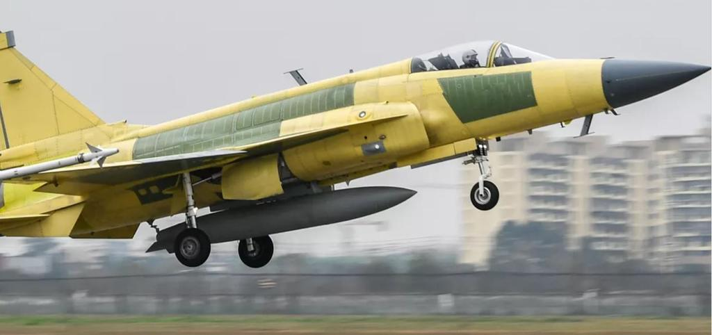Here Are Apparently The First Official Pictures Of JF-17 Thunder Block-III