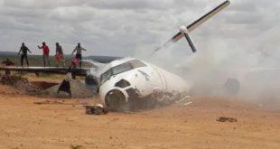 KAF Harbin Y-12 Plane Crashes Near Voi Killing All 4 People Aboard