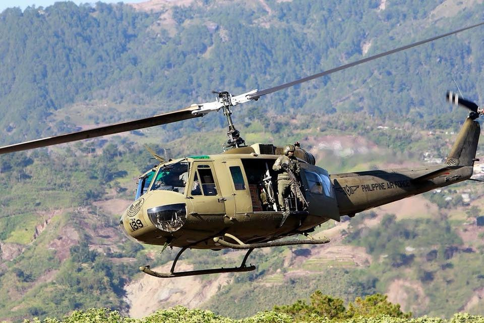 At Least 6 Dead as Philippine Air Force Huey UH-1H Helicopter Crashes In Bukidnon