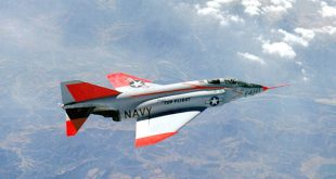Here's How F-4 Phantom II Sets an Absolute Altitude Record During Project Top Flight