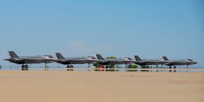 UAE Signs A Deal To Buy 50 F-35 Fighter Aircraft & 18 MQ-9 Reaper Drones