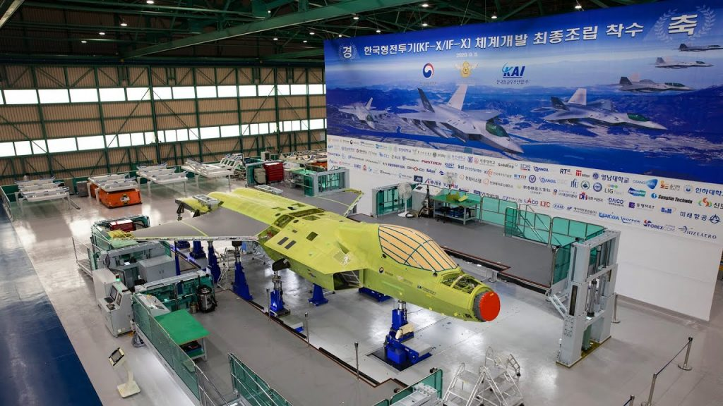 A prototype Of World's 5th Stealth Fifth-generation Fighter Nears Completion