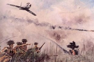 The Man Who Shot Down An Enemy Aircraft With A Rifle