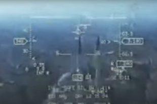 Watch: Turkish F-4 Phantom Nearly Collides With A Mosque's Minaret