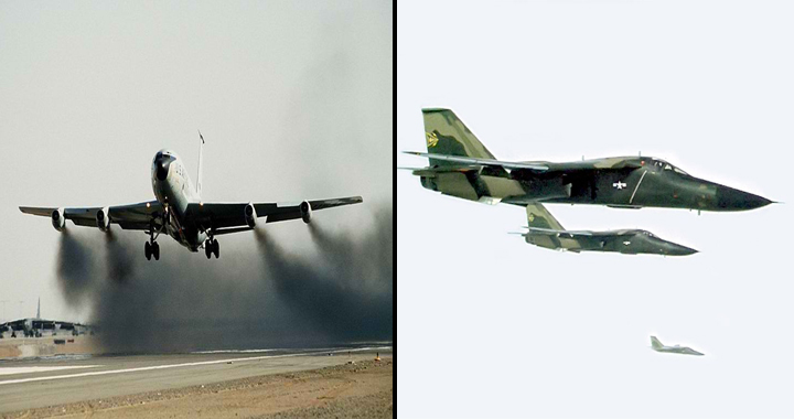 The Story of a Minimum Interval Takeoff (MITO) by FB-111s and KC-135s