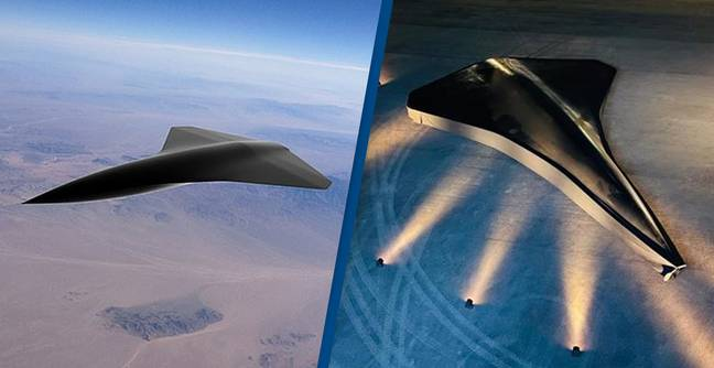 World's First Mach 2.1 Supersonic Unmanned Combat Drone