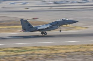 That Time F-15 Eagle Defected to Sudan