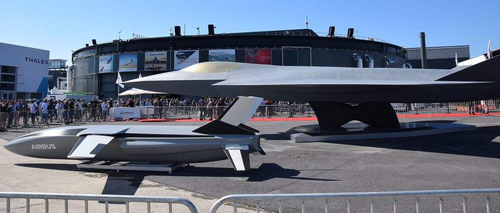 France and Germany Are Scrambling To Save The Future Combat Air System