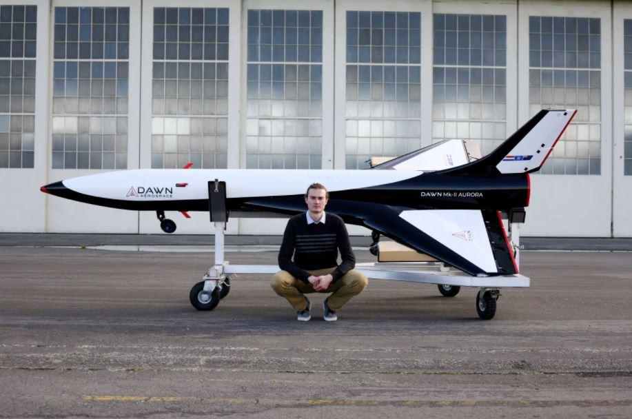 Dawn Aerospace Mk-II Aurora Mach 3+ Spaceplane Capable Of Multiple Same-day Flights