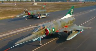 50 Years of Mirage Fighter Aircraft In Pakistan Air Force