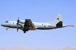 Pakistan's Navy To Replace P-3C Orion Maritime Patrol Aircraft With Brazilian Embraer Lineage 1000 jetliner