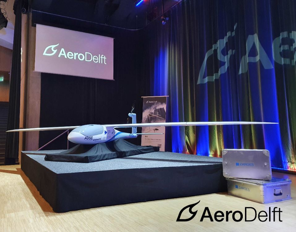 TU Delft Student Team Unveiled The World's First Hydrogen-Powered Aircraft
