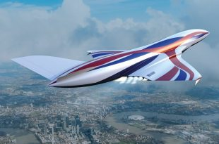Reaction Engines Developing World's First Hypersonic Fighter Jet Engine