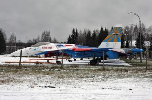 Russia To Equip Fighter Jets With AI-Enabled Ice Sensors