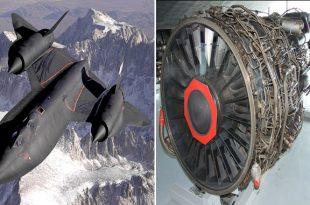 Pratt & Whitney Working On SR-71 Blackbird Engine for ... Something