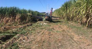 Aviación Militar Bolivariana Embraer T-27 Tucano Trainer Aircraft Makes A Force Landing In The Farm